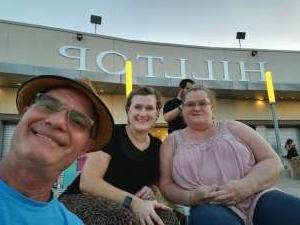 Dave  attended Lindsey Stirling - Artemis Tour North America 2021 on Jul 23rd 2021 via VetTix
