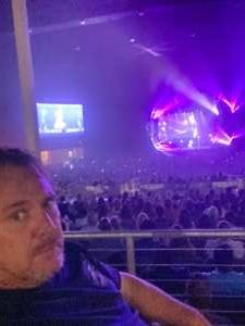 Danny attended Lindsey Stirling - Artemis Tour North America 2021 on Jul 23rd 2021 via VetTix