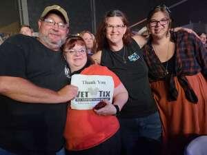Rob Olson attended Lindsey Stirling - Artemis Tour North America 2021 on Jul 23rd 2021 via VetTix