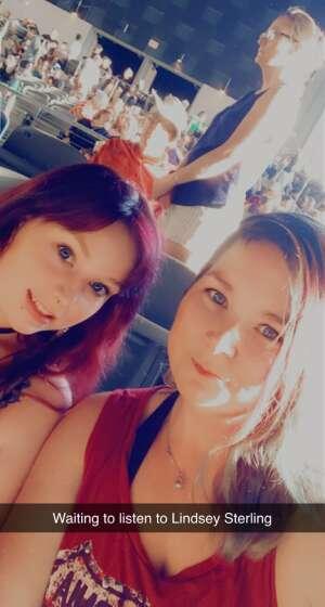 Kristine  attended Lindsey Stirling - Artemis Tour North America 2021 on Jul 23rd 2021 via VetTix
