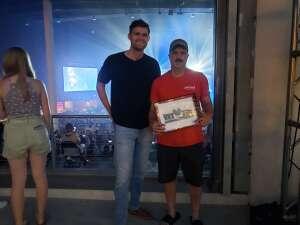 1LT Joseph  attended Lindsey Stirling - Artemis Tour North America 2021 on Jul 23rd 2021 via VetTix