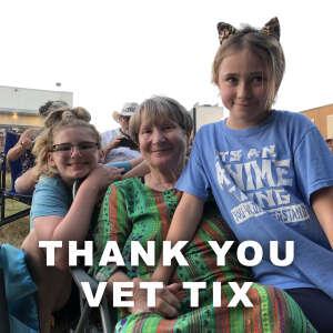 Sarah attended Lindsey Stirling - Artemis Tour North America 2021 on Jul 23rd 2021 via VetTix
