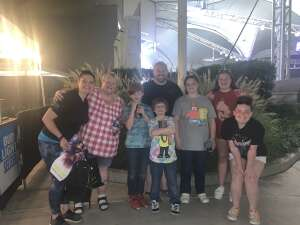 Sage attended Lindsey Stirling - Artemis Tour North America 2021 on Jul 24th 2021 via VetTix