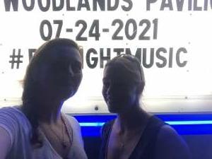 ARW attended Lindsey Stirling - Artemis Tour North America 2021 on Jul 24th 2021 via VetTix