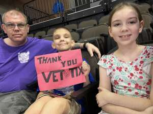 Click To Read More Feedback from Jacksonville Sharks vs. Carolina Cobras - National Arena League - Military Appreciation Game