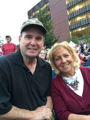Greg & Debbie Bowron attended 38 Special on Jul 23rd 2021 via VetTix