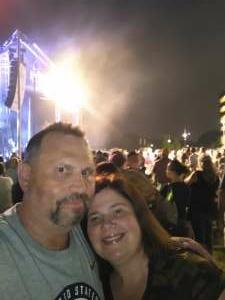 Mike c attended 38 Special on Jul 23rd 2021 via VetTix