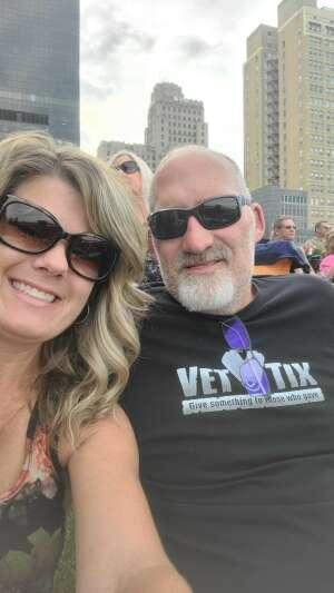 Greg R. attended Warrant on Jul 30th 2021 via VetTix
