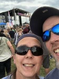 Mike attended Warrant on Jul 30th 2021 via VetTix