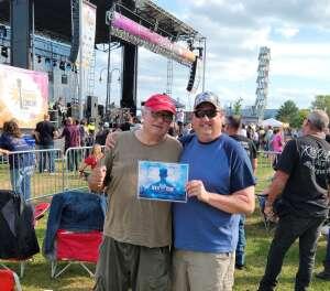 Todd attended Warrant on Jul 30th 2021 via VetTix