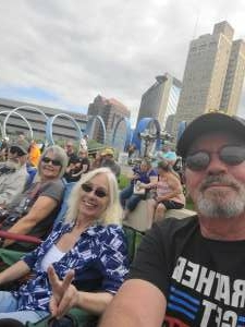 Rick Phillips attended Collective Soul on Jul 9th 2021 via VetTix