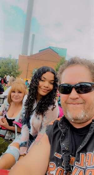 Bob attended Collective Soul on Jul 9th 2021 via VetTix