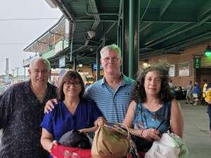 Ron attended Jersey Shore Blueclaws vs. Wilmington Blue Rocks - MiLB ** Military Appreciation Night ** on Jul 8th 2021 via VetTix