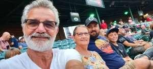 Sal L attended Jersey Shore Blueclaws vs. Wilmington Blue Rocks - MiLB ** Military Appreciation Night ** on Jul 8th 2021 via VetTix