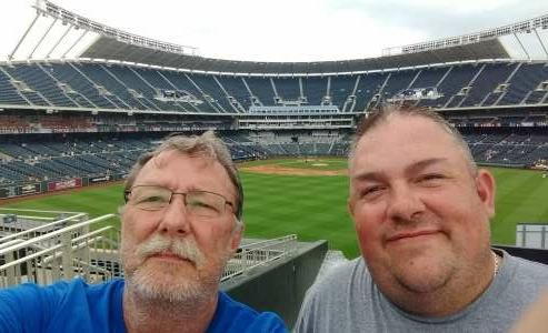 Randy Littlejohn  attended Kansas City Royals vs. Cincinnati Reds - MLB on Jul 7th 2021 via VetTix