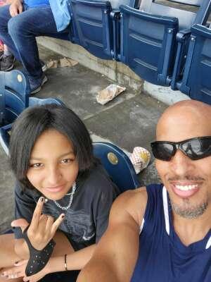 Antonio attended Kansas City Royals vs. Cincinnati Reds - MLB on Jul 7th 2021 via VetTix