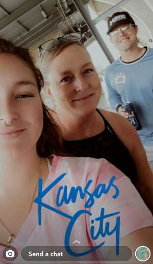 Lisa P attended Kansas City Royals vs. Cincinnati Reds - MLB on Jul 7th 2021 via VetTix