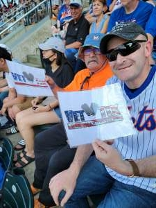 Click To Read More Feedback from New York Mets vs. Milwaukee Brewers - MLB
