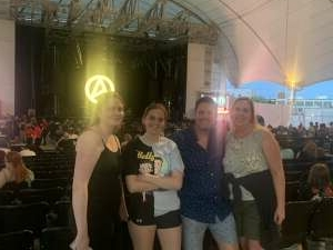 Dave attended Lindsey Stirling - Artemis Tour North America 2021 on Aug 17th 2021 via VetTix