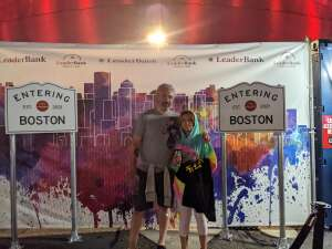 Jeremiah attended Lindsey Stirling - Artemis Tour North America 2021 on Aug 17th 2021 via VetTix