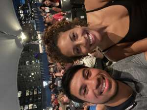 Minsoo attended Lindsey Stirling - Artemis Tour North America 2021 on Aug 17th 2021 via VetTix
