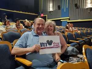 Larry Cohen attended Robert Dubac's The Book of Moron on Jul 10th 2021 via VetTix