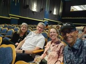 Darren Bullard attended Robert Dubac's The Book of Moron on Jul 10th 2021 via VetTix