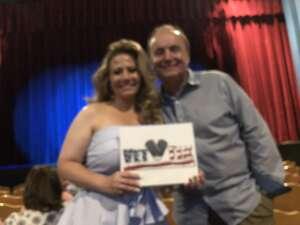 Kim attended Robert Dubac's The Book of Moron on Jul 10th 2021 via VetTix