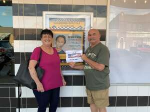 Our first time! attended Robert Dubac's The Book of Moron on Jul 10th 2021 via VetTix
