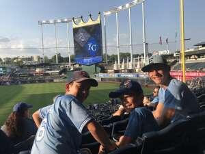 Brian attended Kansas City Royals vs Chicago White Sox - MLB on Jul 28th 2021 via VetTix