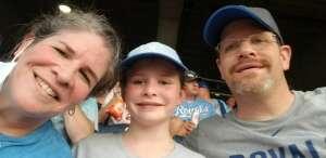 Jhawknavy attended Kansas City Royals vs Chicago White Sox - MLB on Jul 28th 2021 via VetTix