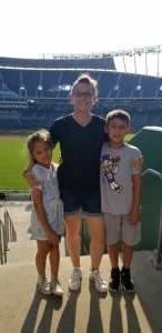 Jrsquintanilla attended Kansas City Royals vs Chicago White Sox - MLB on Jul 28th 2021 via VetTix