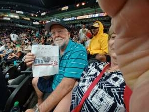 Click To Read More Feedback from Arizona Rattlers vs. Naz Wranglers