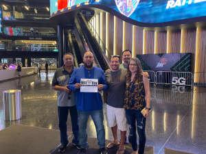 Homero Herrera attended Arizona Rattlers vs. Naz Wranglers on Jul 10th 2021 via VetTix