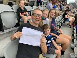 Click To Read More Feedback from Washington Spirit vs. NC Courage - NWSL