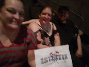 Great Show attended Lindsey Stirling - Artemis Tour North America 2021 on Sep 1st 2021 via VetTix