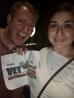 SSG Knight attended Lindsey Stirling - Artemis Tour North America 2021 on Sep 1st 2021 via VetTix