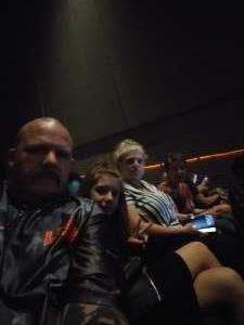 Travis attended Lindsey Stirling - Artemis Tour North America 2021 on Sep 1st 2021 via VetTix