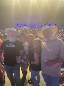 John attended Justin Moore on Aug 14th 2021 via VetTix