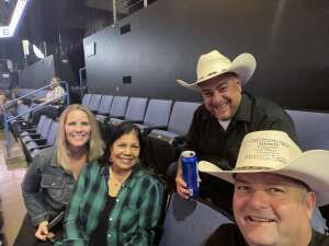 Damian attended Justin Moore on Aug 14th 2021 via VetTix