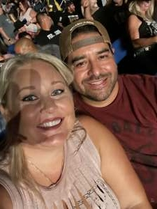 Florentino  attended Justin Moore on Aug 14th 2021 via VetTix