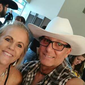 UrWireGuy attended Justin Moore on Aug 14th 2021 via VetTix