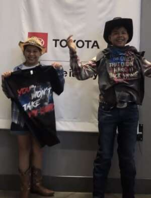 Ray  attended Justin Moore on Aug 14th 2021 via VetTix