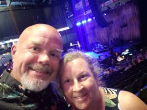Ron attended Justin Moore on Aug 14th 2021 via VetTix