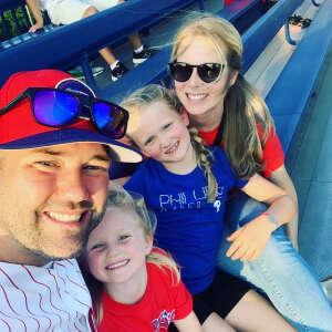 Jeff foster attended Philadelphia Phillies vs. Miami Marlins - MLB on Jul 17th 2021 via VetTix