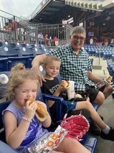 Greg S attended Philadelphia Phillies vs. Miami Marlins - MLB on Jul 17th 2021 via VetTix