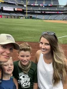T. Therrian attended Philadelphia Phillies vs. Miami Marlins - MLB on Jul 17th 2021 via VetTix