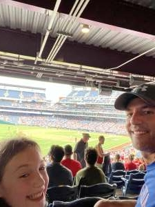 Jonathan Greives attended Philadelphia Phillies vs. Miami Marlins - MLB on Jul 17th 2021 via VetTix