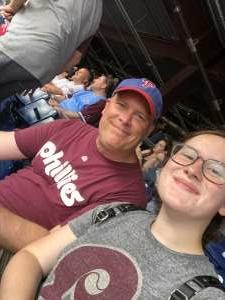 Steve Hoffman attended Philadelphia Phillies vs. Miami Marlins - MLB on Jul 17th 2021 via VetTix