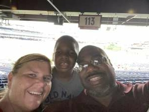 Troy Stupart attended Philadelphia Phillies vs. Miami Marlins - MLB on Jul 17th 2021 via VetTix